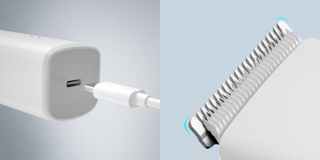 Машинка для стрижки волос Сяоми Enchen Array Boost Hair Clipper