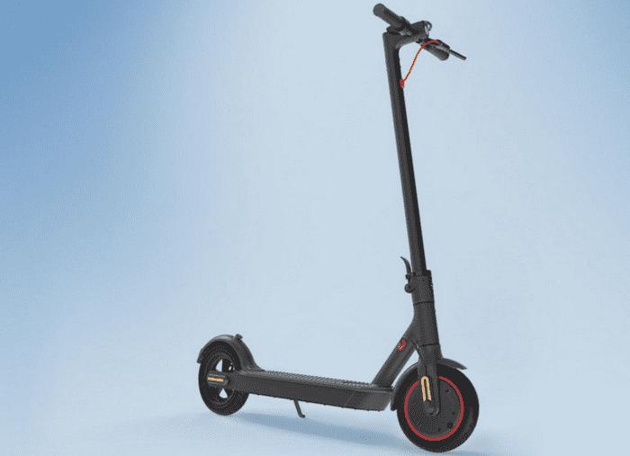 Внешний вид электросамоката Xiaomi Mi Electric Scooter Essential