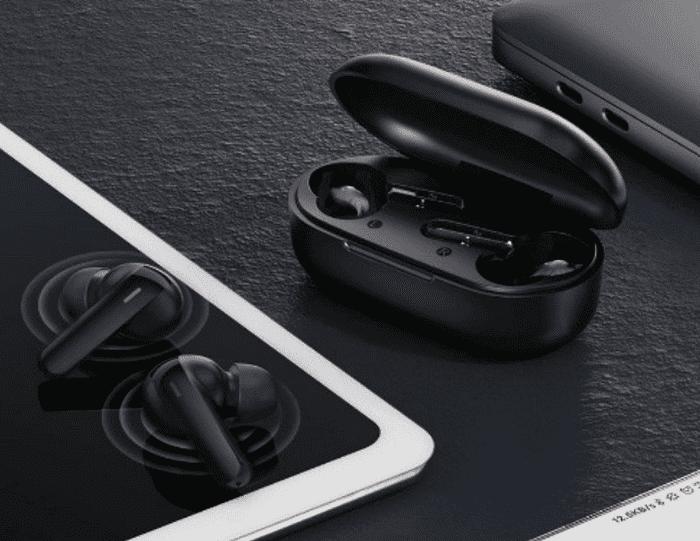 Внешний вид беспроводных наушников Xiaomi Haylou GT3