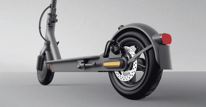 Тормозная система электрического самоката Xiaomi Mi Electric Scooter Essential